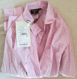 Finn Flare blouse shirt new, r-XL