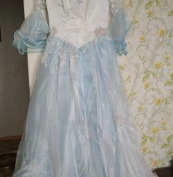 Evening dress, wedding r 42-44