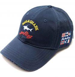 Men's baseball cap Paul Shark (blue)