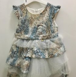 Children's holiday dress 86 p.