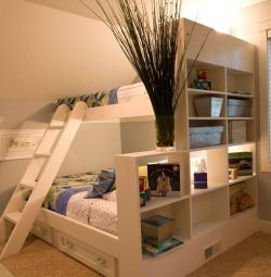 Under the order Baby bed Loft
