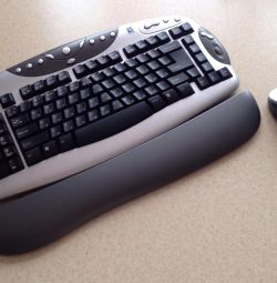 keyboard and mouse- wireless