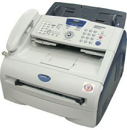 Лазерный факс Brother 2825 R