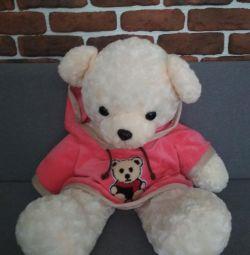 Yumuşak oyuncak ayı