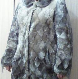 Σύντομη γυναικεία παλτό