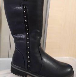 32 Νέες μπότες. Χειμώνας