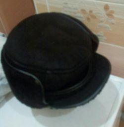 шапка чоловік