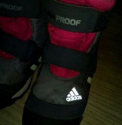 Μπότες. Εσωτερική σόλα Adidas 19εκ