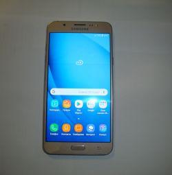SAMSUNG Galaxy J7 (2016) - 4G LTE - 8 çekirdek