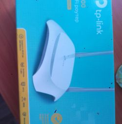 Wi-Fi router New