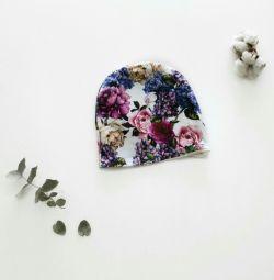 🔹НОВАЯ детская шапка