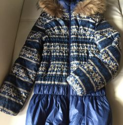 Down jacket for pregnant