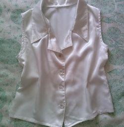 Λευκές μπλούζες HS-S.