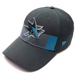 Baseball Cap San Jose Sharks NHL flexible