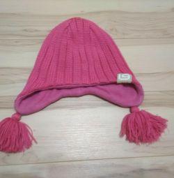 Теплая шапка lenne ленне р.50-52