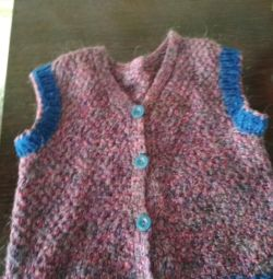 Waistcoat for child