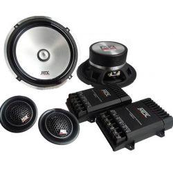 MTX AUDIO CTC-160 Акустическая система CAR