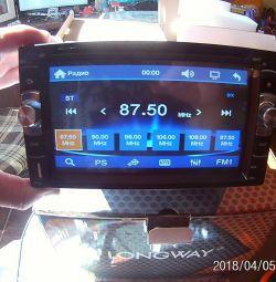 Car 6228 + TV