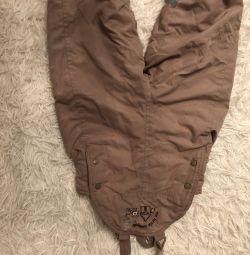 Χειμερινά παντελόνια 80 r
