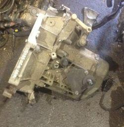 Citroen c4 gearbox