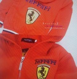 Ferrari costume