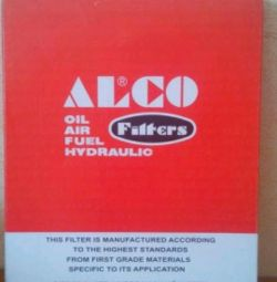 Cabin Filter, Alco Charcoal