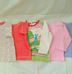 Bluze, pantaloni PlayToday. 63/68