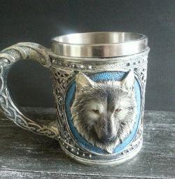 Wolf Mug, Cupa de Craniu, Pirate