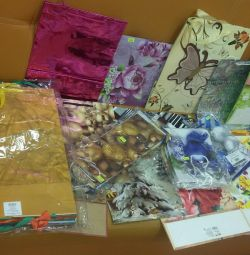 Gift packages in assortment