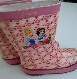 Αδιάβροχες μπότες για το κορίτσι της Disney