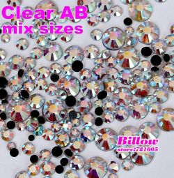 4160pcs rhinestones glass