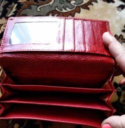 Γυναικείο πορτοφόλι.