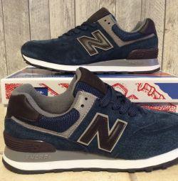 Нові кросівки NB 37 розмір