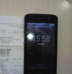 TEXET TM-4003 smartphone