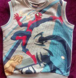 Жилет playtoday spider man