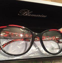 New Original Blumarine Eyeglass Frames, Italy