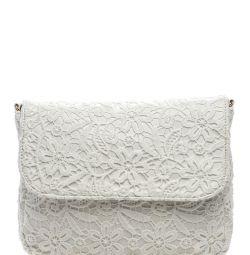 New lace handbag