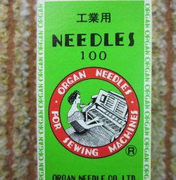 Japanese needles № 100