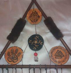 Огненый щит