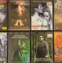 DVD Matrix σιωπή των αρνιών Red Dragon Vampire