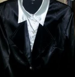 Satin jacket, p.46-48 (nou)