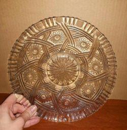 SSCB'nin tabağı 25 cm