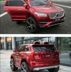 Electric car Volvo XC90 2 * 35W