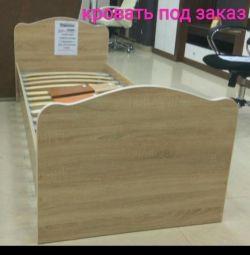 Кровать от 80 см.-180см.