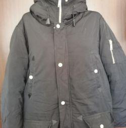 Ανδρικό σακάκι χειμώνα κάτω