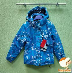 Χειμερινό σακάκι NEW με ετικέτα