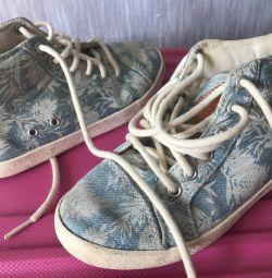 Ανδρικά παπούτσια Zara 30/31