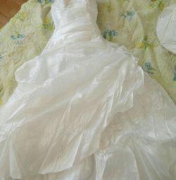 Rochie de mireasa p38-44 corset