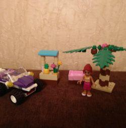Kızlar için Lego