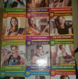 Books secrets for girls